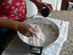 Tapioca com leite de coco é uma delícia!!!! - YouTube