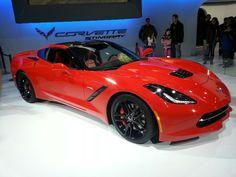2013 Corvette Stingray