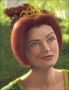 *PRINCESS FIONA ~ Shrek,