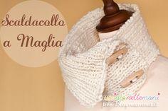 Scarpine a maglia facili per bambini - Blogmamma.it