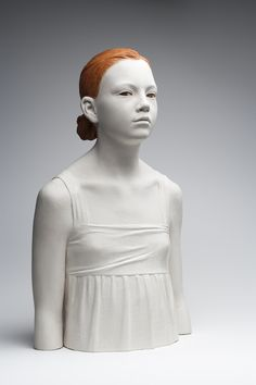 Human sculptures by Bruno Walpoth | iGNANT.de