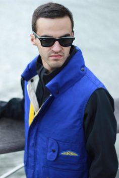 Survivalon Blue vest