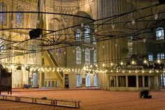 Voted best place to travel in 2012 on Frommers.  This is the Blue Mosque, Istanbul