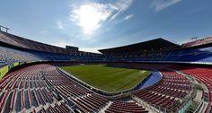 Estádio Camp Nou - Barcelona