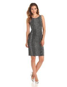 KAMALIKULTURE Women%27s Shirred Waist Dress