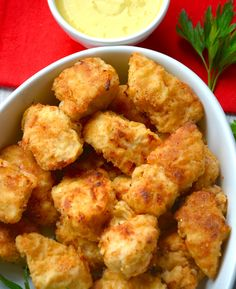 These chicken nuggets looked so good on hostthetoast.com that I had to try them for myself. I modified the recipe slightly to make it a bit healthier. VERDICT: deliciously incredible and your friends and fam will LOVE them. Ingredients: 4 chicken breasts, sliced bite size 1 cup dill pickle juice …