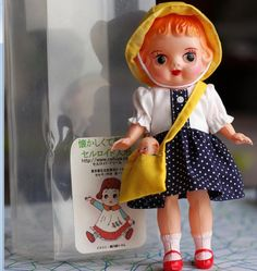 doll made in Japan