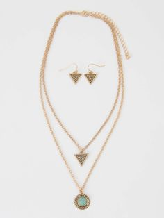 Altar'd State Oh So Tribal Jewelry Set