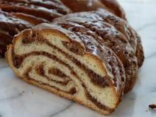 Nuss-Striezel Deutsche Desserts, German Desserts, Sugar, Baguette, Breads, Recipes, Typography, Passion, Food