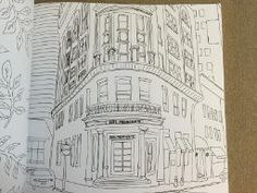 Fantastic Cities Coloring Book Pdf See More Secret New York Color Your Way To Calm Zoe De Las Cases 9780316265836