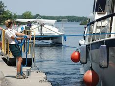 Are you 'mocked at the dock?' Here are some tips. I could tell tales of captains who     tried to hide their lack of boat handling skills by yelling at their crew and in some instances, endangering them. A good read with tips for docking.