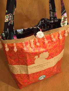 Upcycled Starbucks Coffee Purse by SanguinettiWorld on Etsy