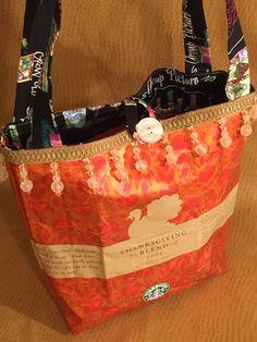 Upcycled Starbucks Coffee Purse by SanguinettiWorld on Etsy