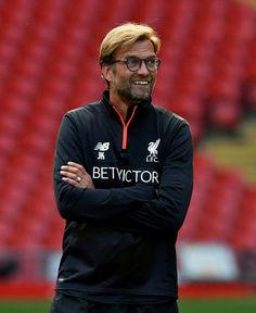 Jürgen Klopp, Liverpool FC Manager #LFC