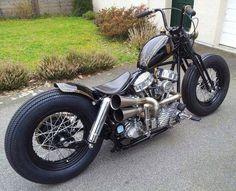 Harley Davidson News – Harley Davidson Bike Pics Bobber Bikes, Bobber Motorcycle, Cool Motorcycles, Vintage Motorcycles, Virago Bobber, Motorcycle Exhaust, American Motorcycles, Custom Bobber, Custom Harleys
