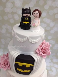 Batman Wedding Cake.10 Best Batman Wedding Cakes Images In 2016 Batman Wedding