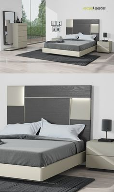 A comfy place don´t have to be boring! You can have a stylish bed and still sleep like an angel! Room Decor Bedroom Rose Gold, Home Decor Bedroom, Modern Luxury Bedroom, Luxurious Bedrooms, House Furniture Design, Bed Furniture, Bed Back Design, Double Bed Designs, Bedroom Bed Design