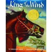 """Sham, The Godolphin Arabian!  The True Story of the Godolphin Arabian, & How His Bloodlines Wound Up in the Greatest Racehorses in History.  An Older Childs Book, But Much too Advanced for a Child.  Winner of the """"Newberry Award"""" in Literature.  You Will Come to Love This Horse...it is an Amazing Story & a Terrific Read!"""