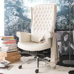VIG Furniture Modrest High-Back Office Chair
