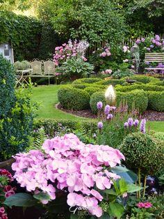 Gartenbuddelei: Hortensien (und ein Fernsehtipp)