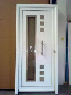 Grill Door Design, Door Gate Design, Room Door Design, Home Design Floor Plans, Dream Home Design, House Design, Modern Door, Iron Doors, Steel Doors
