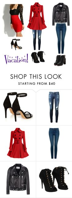 """Prussia #12"" by kreepykitten on Polyvore featuring Isabel Marant, AG Adriano Goldschmied, NYDJ, Acne Studios and Giuseppe Zanotti"