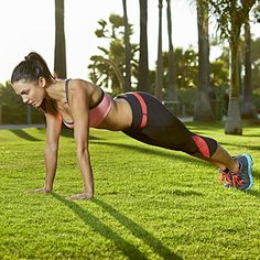 10 minutes to a sculpted stomach: Top trainer Tracy Anderson reveals how to tighten your middle like never before.