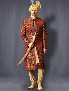 Sherwanis For Men | Sherwani Online | Buy Sherwani Online India | Online Shopping For Men | Designer Sherwani