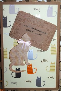 Gifts For Cat lovers Cat Gifts, Cat Lover Gifts, Cat Lovers, Gift Ideas, Cats, Gatos, Kitty, Cat, Cat Breeds