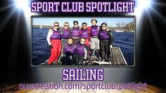 Sport Club Spotlight- Sailing2