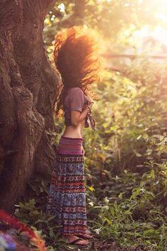 #boheniem I love this skirt