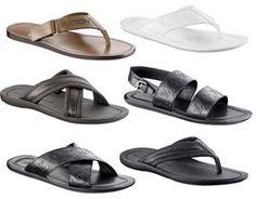 Colección sandalias de hombre de Louis Vuitton - Hombres con Estilo