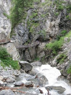 #Kitzlochklamm in #Taxenbach-Salzburgerland - Austria