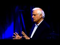 Ravi Zacharias in Australia.  At 42:10 in the series, he begins the story that nails stewardship.