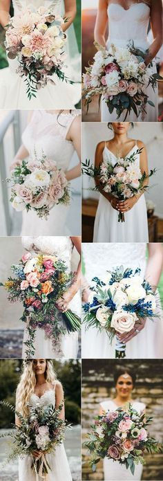stunning wedding bouquet ideas for 2018