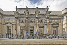 Royal Museum of the Fine Arts of Belgium in Brussels. Via @visitbrussels
