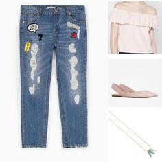 Inspiración Moda Patches del Blog Recomiendo by Pola & Cleme.