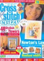 "(1) Gallery.ru / tymannost - Альбом ""Cross Stitch Crazy 055 январь 2004"""
