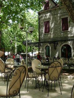 cafe in Trebinje
