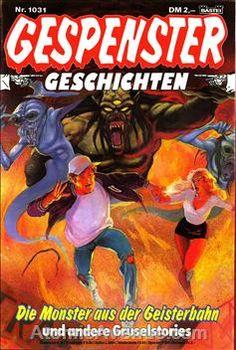 Gespenster Geschichten #1031 from Bastei
