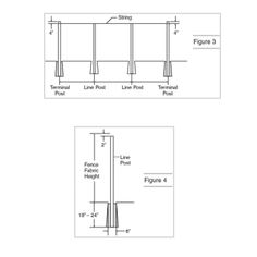 chain link fence and gate parts list and install guide. Black Bedroom Furniture Sets. Home Design Ideas