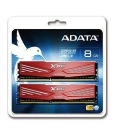 ADATA 8GB XPG V1.0, 8 GB, DDR3, 1866 MHz, PC/server, 240-pin DIMM, 2 x 4 GB