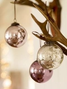 Christmas decorating - the simple way