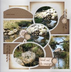 2 page scrapbooking layouts travel Scrapbook Designs, Scrapbooking Layouts, Scrapbook Cards, Digital Scrapbooking, Sketch 4, Photo Layouts, Layout Inspiration, Diy And Crafts, Projects To Try