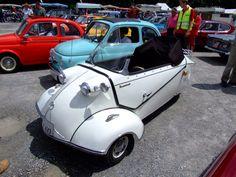 Messerschmitt Kabinenroller offen - Messerschmitt Kabinenroller – Wikipedia