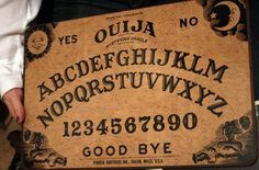23 Terrifying True Tales Of People Messing Around With Ouija Boards | Thought Catalog.   Never mess around with these, people!!!!