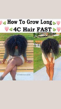 Natural Hair Care Tips, Long Natural Hair, Natural Hair Updo, Natural Hair Styles, Au Natural, Natural Living, Natural Beauty, Protective Hairstyles For Natural Hair, Black Hair Care