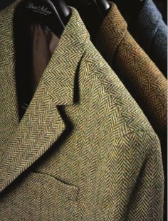 Never too much Tweed….