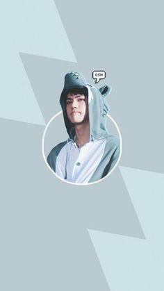 Sehun Wallpaper | EXO #Sehun #EXO #Maknae #Wolf #세훈 #엑소