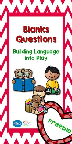 Language is all around us and what a better way for children to develop their oral language skills but through play.  Our resource Building Language into Play makes it easy for teachers, class helpers and parents to present questions at the right level for all children in the group. Simply print the pages, laminate and place near play stations in your classroom.